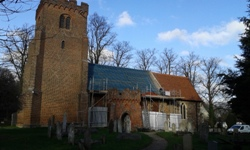Sandon Church Building
