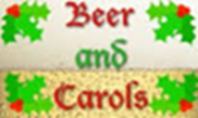 Picture of Beer and Carols cracker